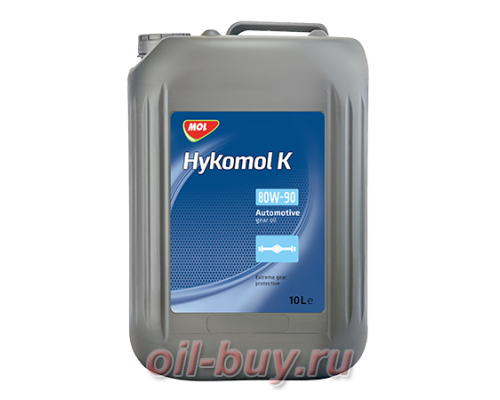 Масло редукторное MOL Hykomol K 80W-90