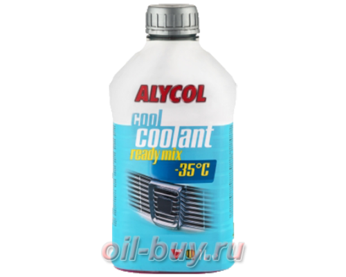 Антифриз MOL Alycol Cool Ready -35