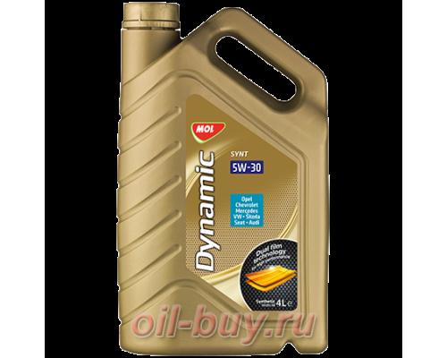 Масло моторное MOL Dynamic Synt 5W-30
