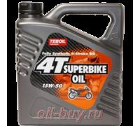 Масло моторное Teboil 4T Superbike Oil 15W-50