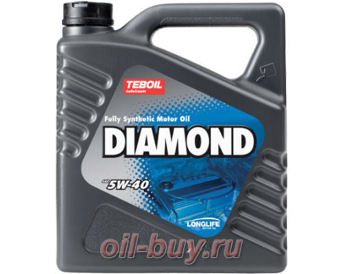 Масло моторное Teboil Diamond 5W-40