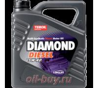 Масло моторное Teboil Diamond Diesel 5W-40
