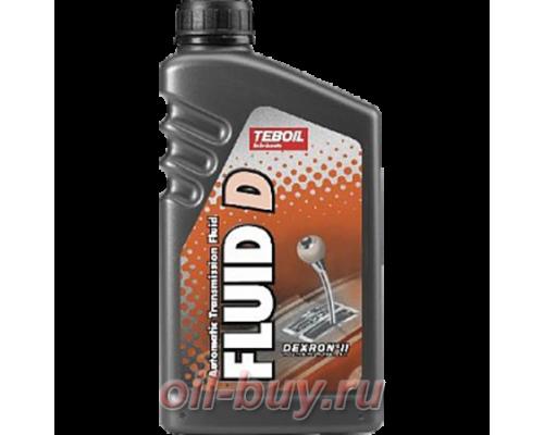Масло трансмиссионное Teboil Fluid D