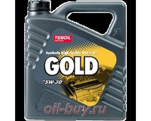 Масло моторное Teboil Gold 5W-30