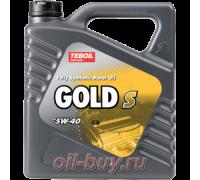 Масло моторное Teboil Gold S 5W-40