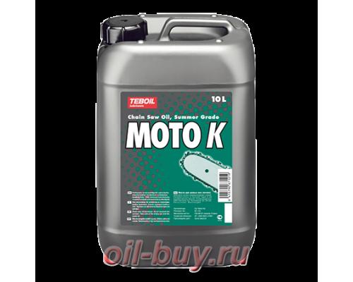 Масло трансмиссионное Teboil MoTo K