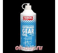 Масло трансмиссионное Teboil Outboard Gear
