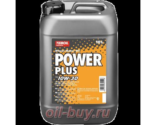 Масло моторное Teboil Power Plus 10W-30